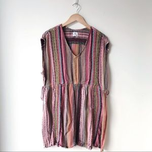 Anthropologie Multicolor Dress